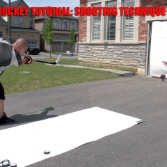 WongMania Hockey Shooting Tutorial by elite coach Justin Teakle