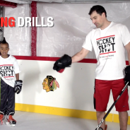 WongMania Hockey: Passing Drills with Jeremy Rupke (Part 1)