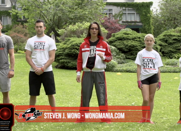 HockeyShot.com releases a 5-part WongMania Dryland Training Series